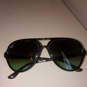 Authentic Brown Tortoise Shell Ray Bans